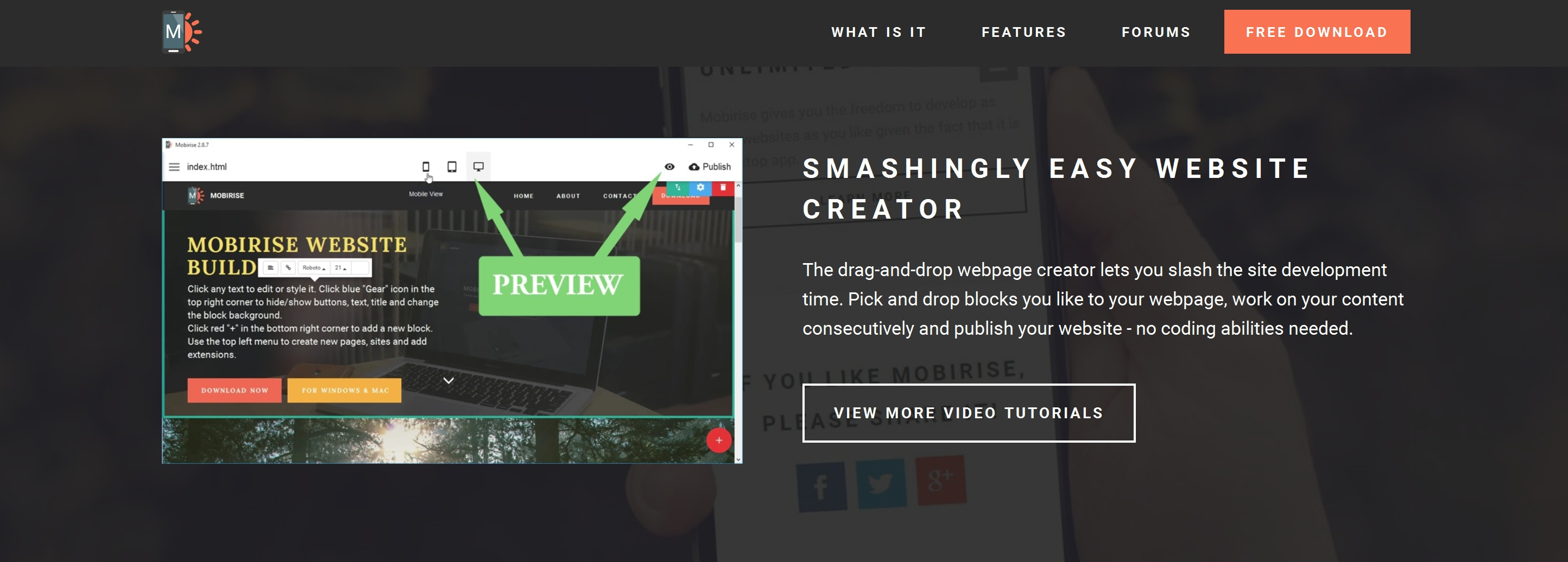 Simple WYSIWYG Web Page  Creator