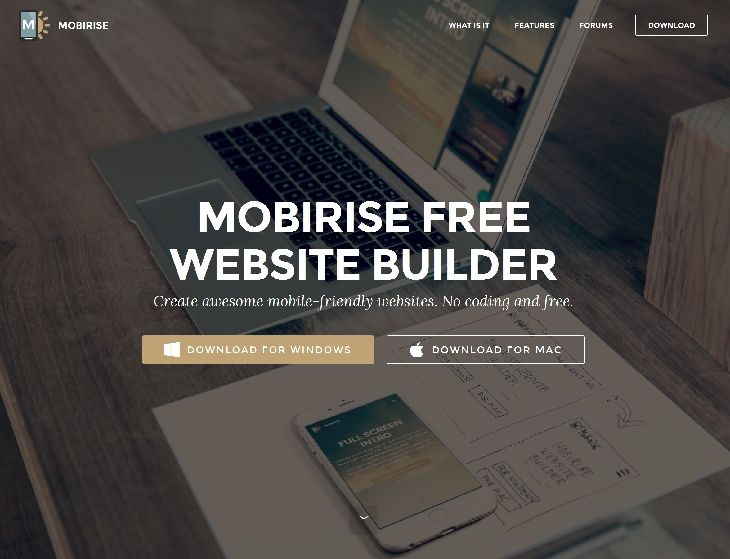Mobile Responsive Website Maker Software