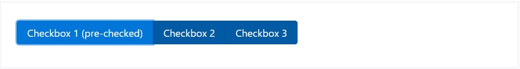 Ways to  work with the Bootstrap checkbox